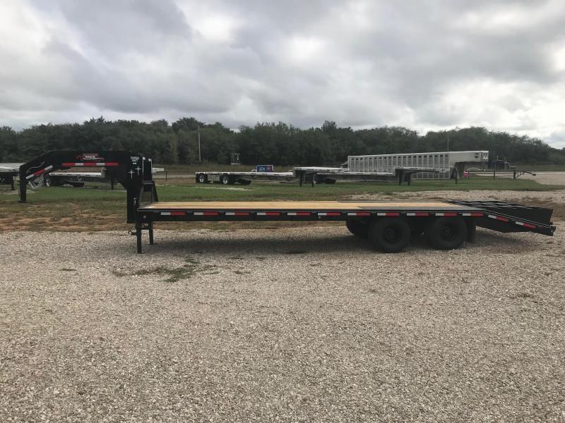 2020 Starlite Trailers 28DGN-LP DECKOVER Equipment Trailer