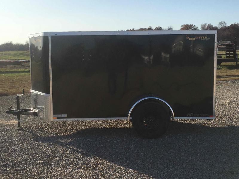 2021 Doolittle Trailer Mfg BL5X10S Enclosed Cargo Trailer
