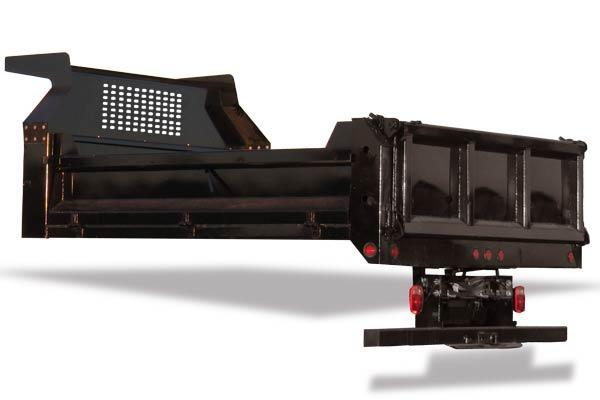 2021 PJ Truck Beds DB STEEL DUMP Truck Bed