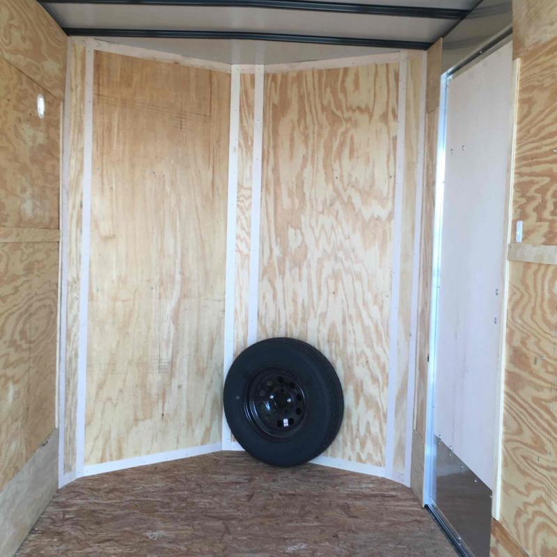 2021 Doolittle Trailer Mfg BL6X12S Enclosed Cargo Trailer