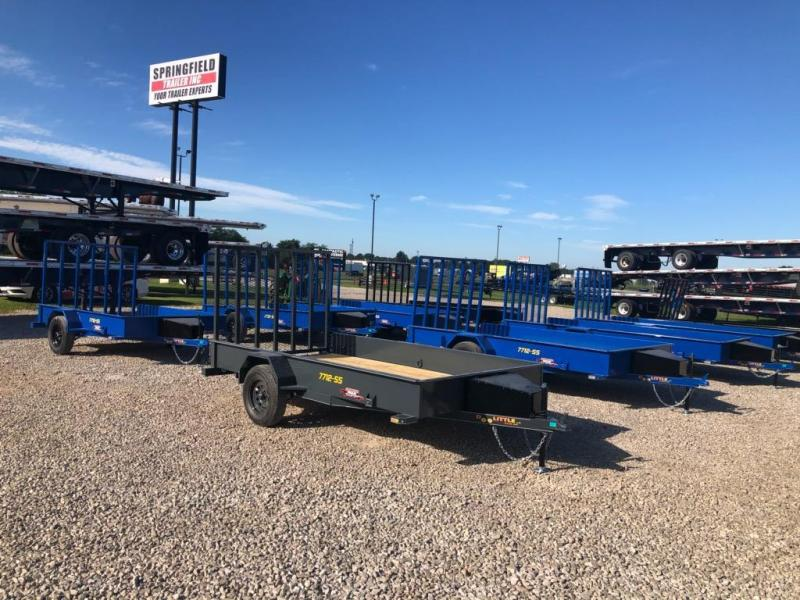 2021 Doolittle Trailer Mfg UT66X12 Utility Trailer
