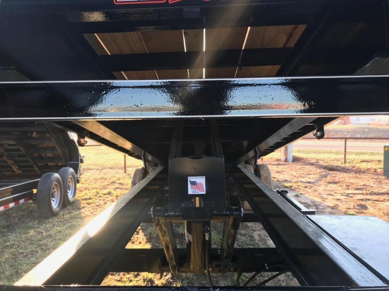 2020 Doolittle Trailer Mfg BF1023222K DECKOVER TILT Equipment Trailer
