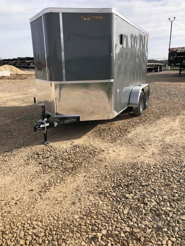 2021 Doolittle Trailer Mfg 6x12 doolittle cargo Enclosed Cargo Trailer