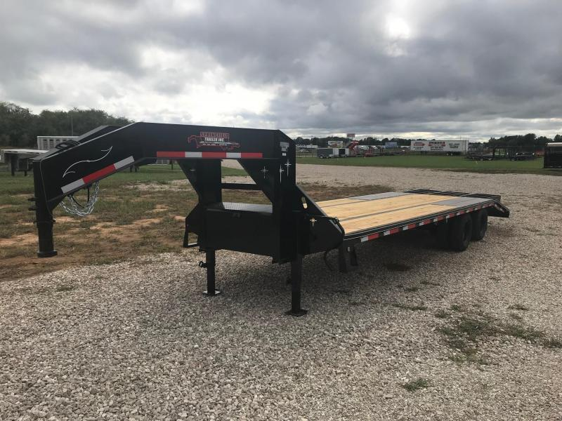 2020 Starlite Trailers 25TAGNDV DECKOVER Equipment Trailer