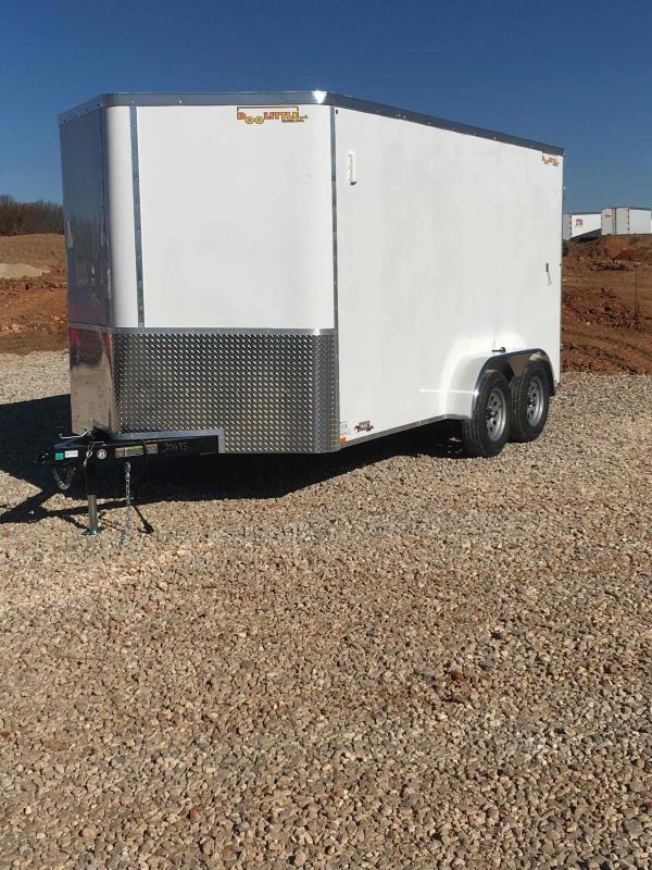 2021 Doolittle Trailer Mfg 7x14 cargo Enclosed Cargo Trailer