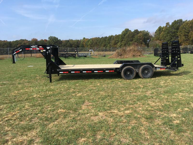 2021 Starlite Trailers 82-226CRDV-GN EQUIPMENT Equipment Trailer