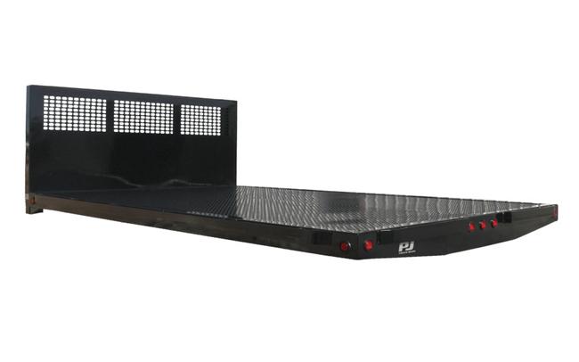 2021 PJ Truck Beds GL STEEL PLATFORM BED Truck Bed