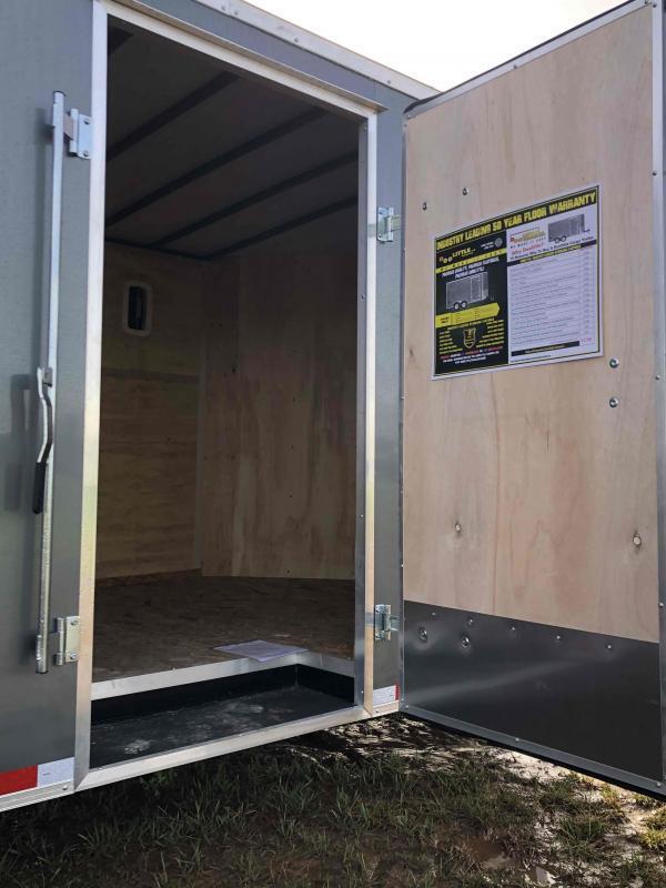 2022 Doolittle Trailer Mfg BL8.5X24-10K CARGO Enclosed Cargo Trailer