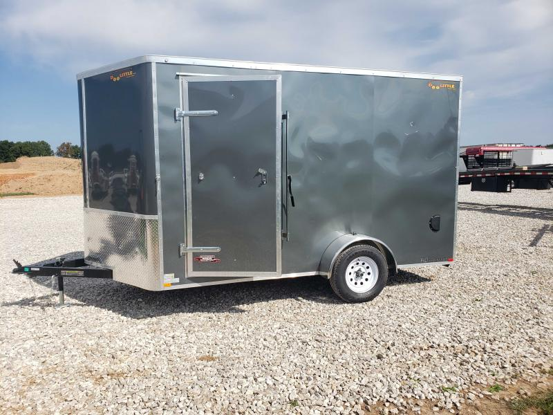 2021 Doolittle Trailer Mfg BL7X12S Enclosed Cargo Trailer