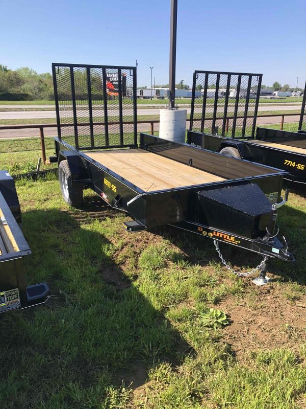 2021 Doolittle Trailer Mfg 66x12-SS Utility Trailer