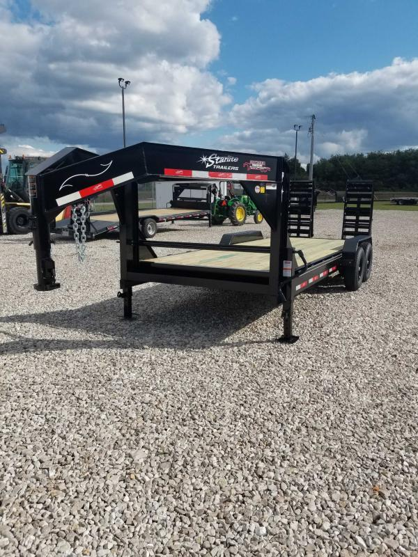2020 Starlite Trailers EQUIPMENT Equipment Trailer