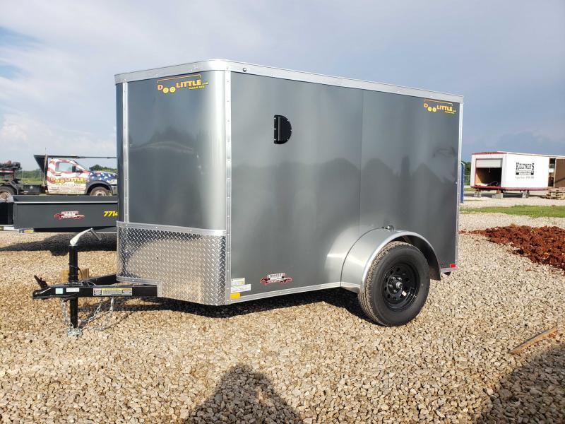 2021 Doolittle Trailer Mfg BL5X08S Enclosed Cargo Trailer