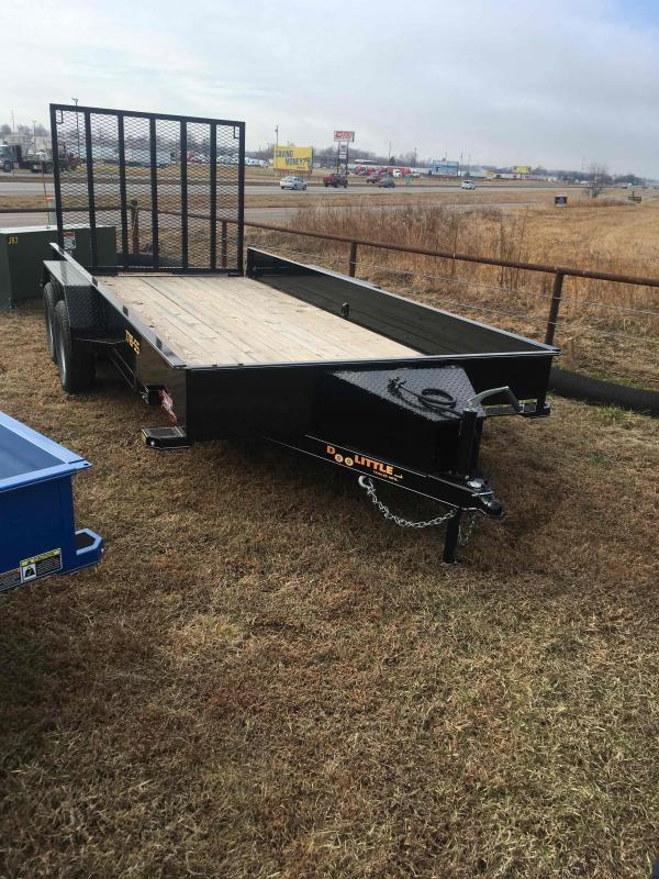 2021 Doolittle Trailer Mfg UT77X167KSS Utility