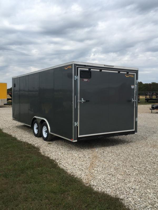 2021 Doolittle Trailer Mfg BL8.5X207K CARGO Enclosed Cargo Trailer