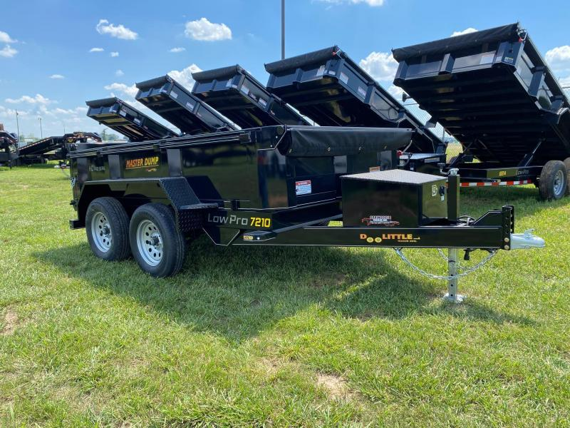 2020 Doolittle Trailer Mfg MD72107K Dump Trailer