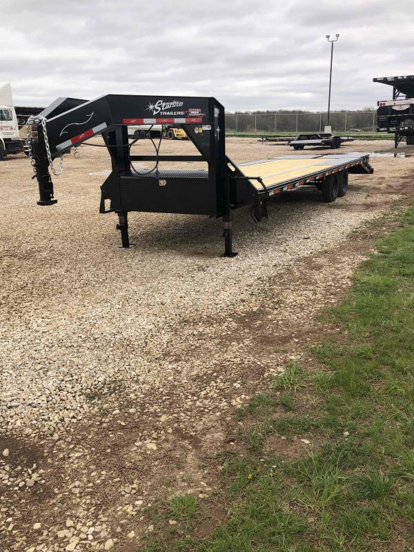 2021 Starlite Trailers 28TAGN LP DECKOVER Equipment Trailer