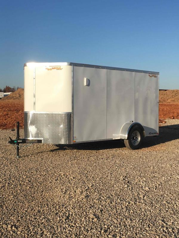 2021 Doolittle Trailer Mfg BL6X12S Enclosed Cargo Trailer
