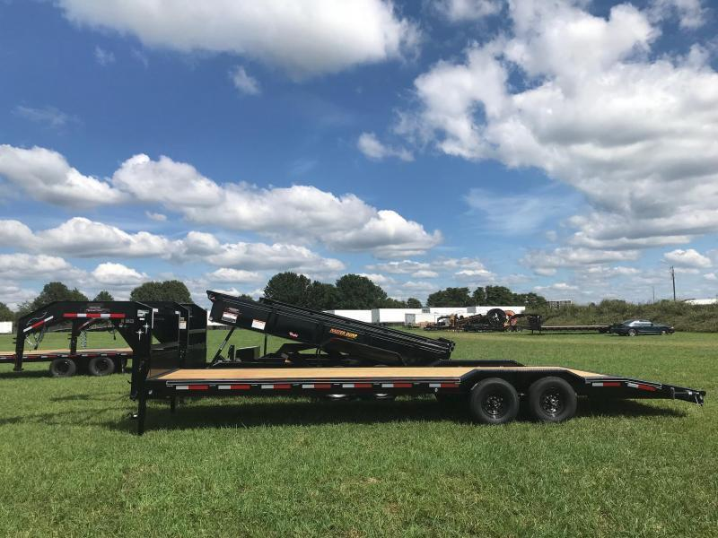 2020 Starlite Trailers 1O2-24101GN-DOF Equipment Trailer