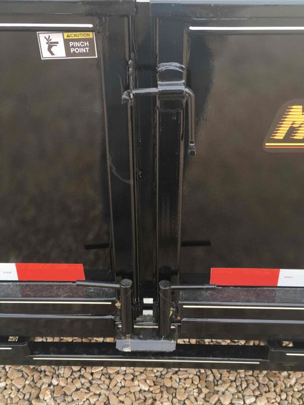 2021 Doolittle Trailer Mfg MD821414 Dump Trailer