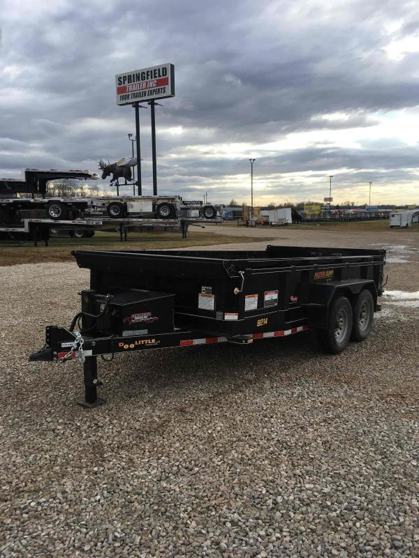 2019 Doolittle Trailer Mfg MD821414 Dump Trailer