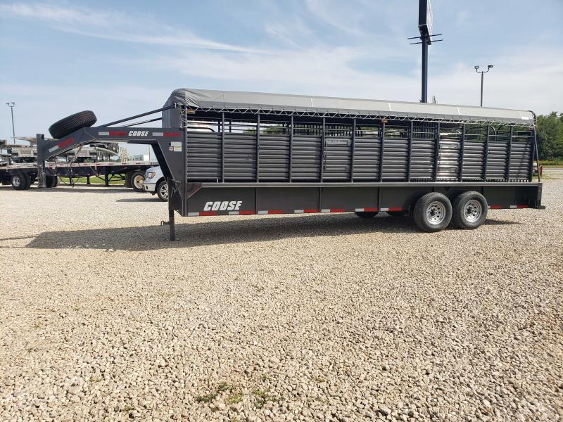 2020 Coose RANCH HAND Livestock Trailer