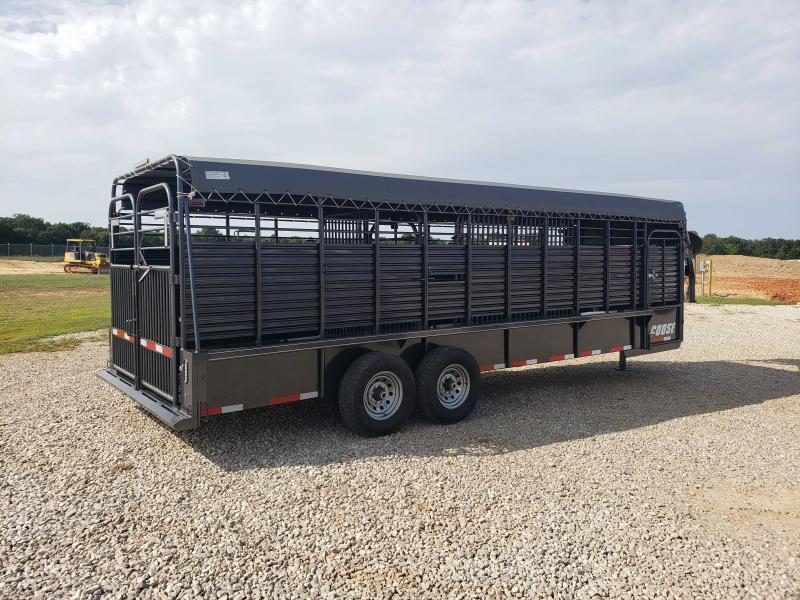 2020 Coose RANCH HAND Livestock Trailer