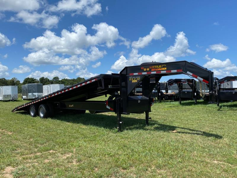 2021 Doolittle Trailer Mfg BF1023222K DECKOVER FULL TILT Equipment Trailer