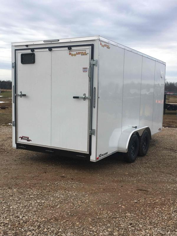 2021 Doolittle Trailer Mfg 7X167K Cargo Enclosed Cargo Trailer