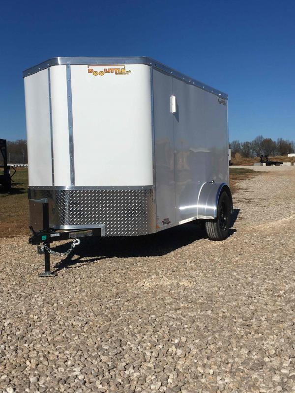 2021 Doolittle Trailer Mfg 5x10 cargo Enclosed Cargo Trailer
