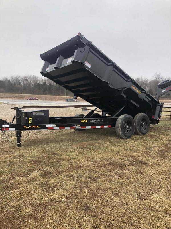 2021 Doolittle Trailer Mfg MD821414 Dump Trailer