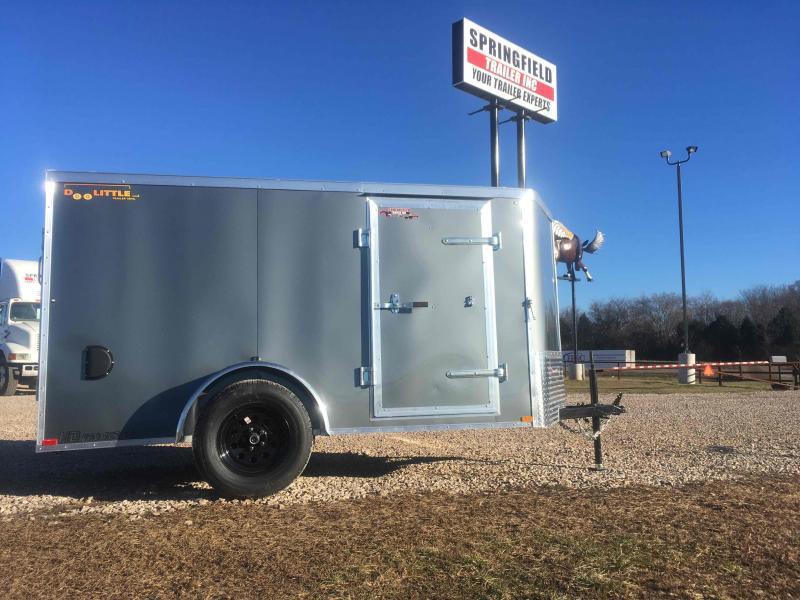 2021 Doolittle Trailer Mfg 5'x10' doolittle cargo S/A Enclosed Cargo Trailer