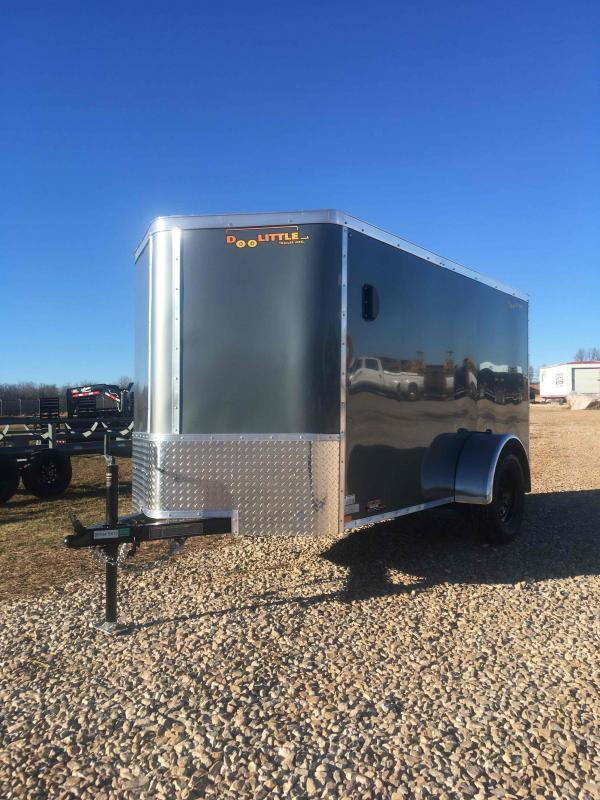 2021 Doolittle Trailer Mfg 5'x10' doolittle cargo S/A Enclosed Cargo Trailer