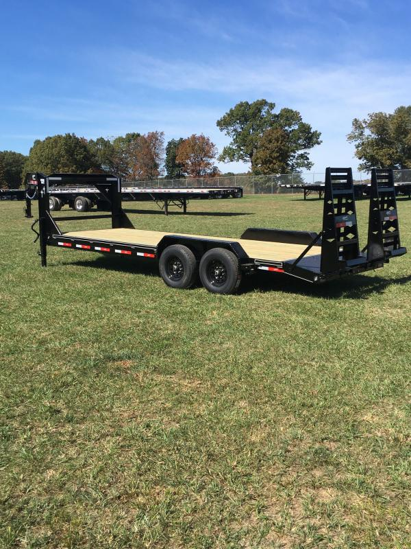 2020 Starlite Trailers 82-226CRDV-GN Equipment Trailer