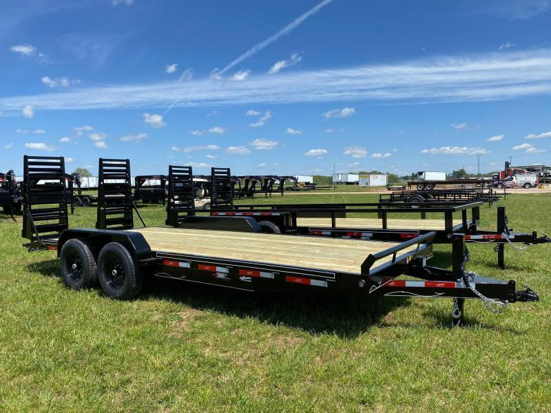 2020 Starlite Trailers 82-H206CRDV Equipment Trailer