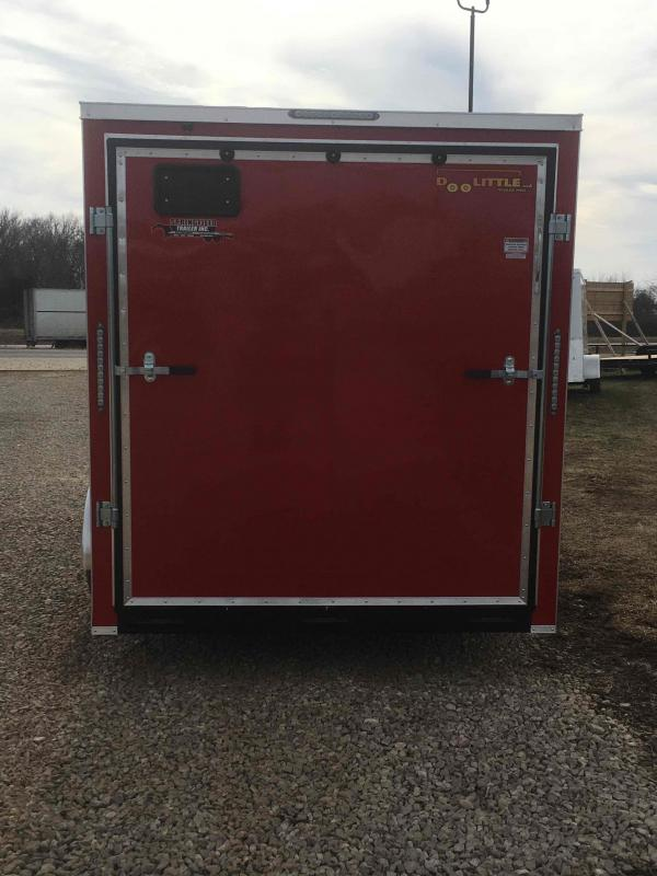 2021 Doolittle Trailer Mfg 7X167K Cargo Enclosed Cargo Trailer