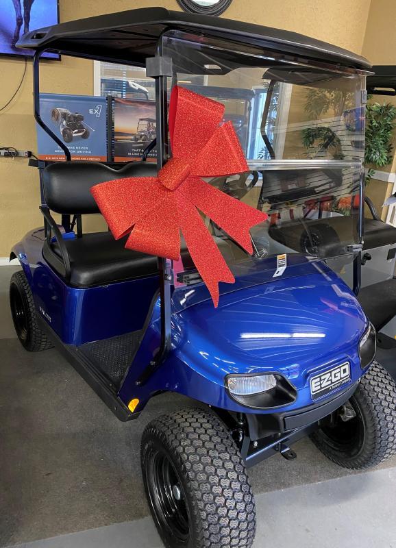 2021 E-Z-GO Valor EX1 Golf Cart