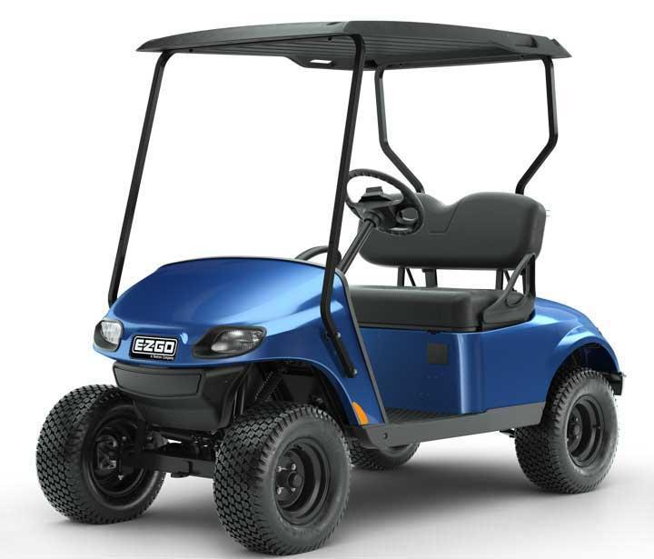 2021 E-Z-GO Valor EX1 Golf Cart