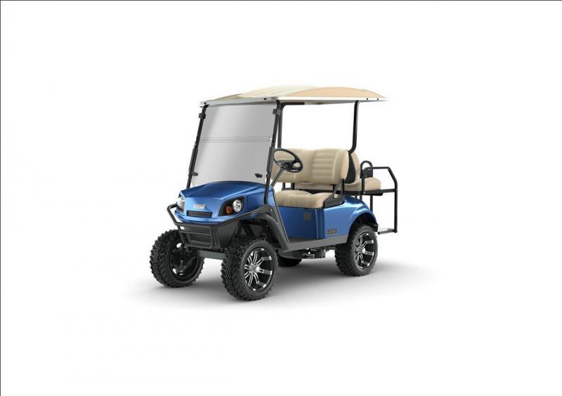 2021 E-Z-GO Express S4 Elite ATV