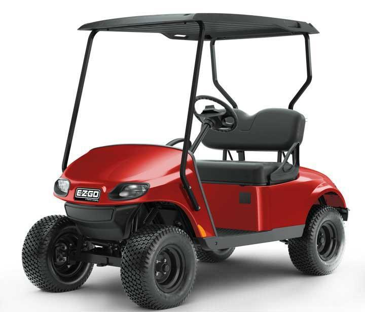 2021 E-Z-GO Valor Electric 48V Golf Cart