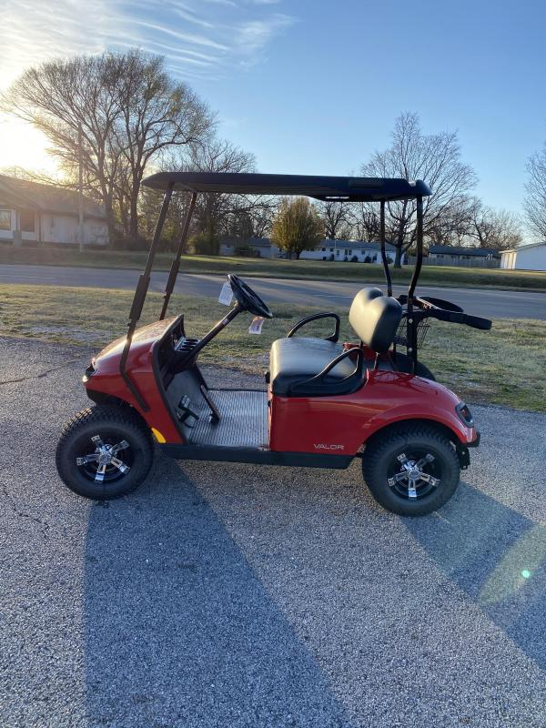 2021 E-Z-GO Valor Electric 48V Golf Cart | Grizzly Bear ...