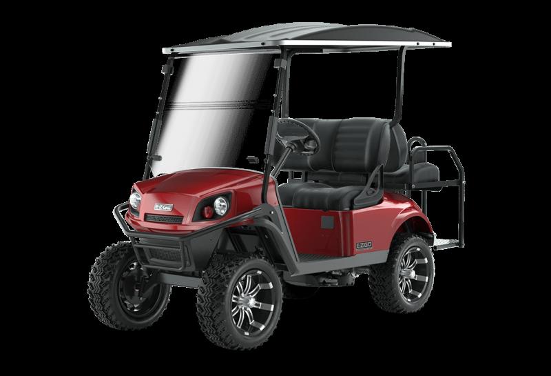 2021 E-Z-GO Express S4 EFI ATV