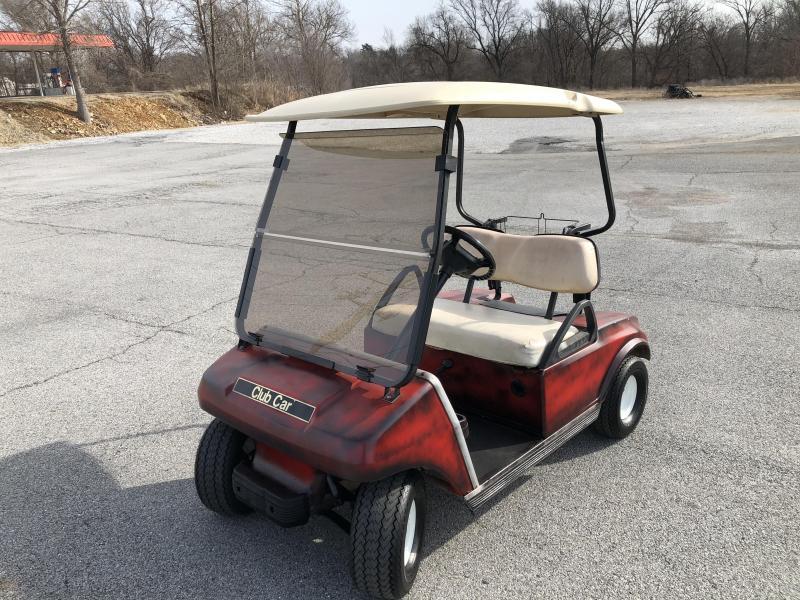 90's model Club Car