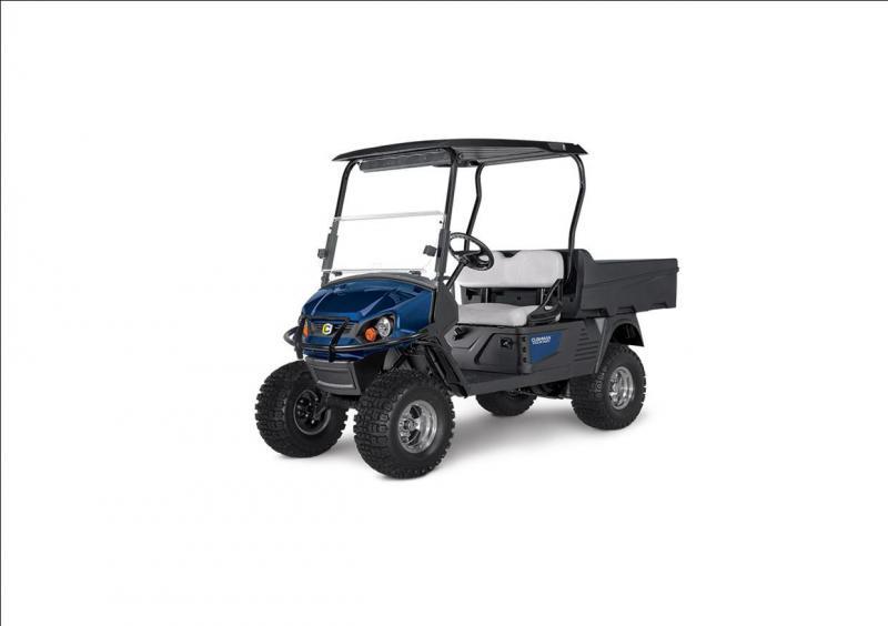 2021 Cushman 1200X Hauler Utility Vehicle