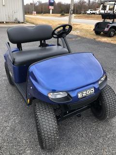 2020 EZ GO Valor Golf Car
