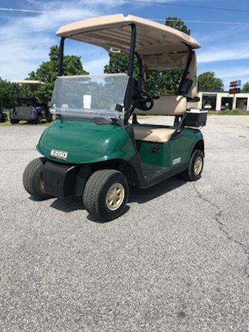 2015 E-Z-GO RXV Golf Cart
