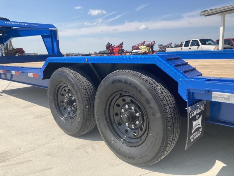 2022 Travalong by Landoll GN Lowboy Equipment Trailer