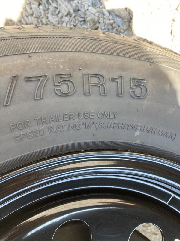 "2021 PJ Trailer 14' x 83"" Tandem Axle Channel Utility (UL)"