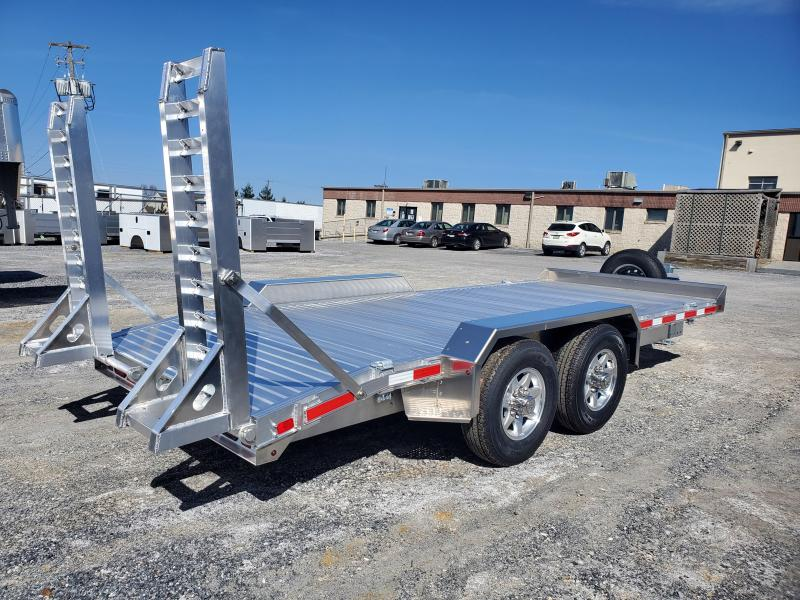 2021 EBY LP14K Equipment Trailer