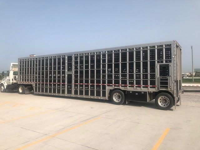 "2019 EBY Bull Ride 53'x102"" Spread- (4) Deck"