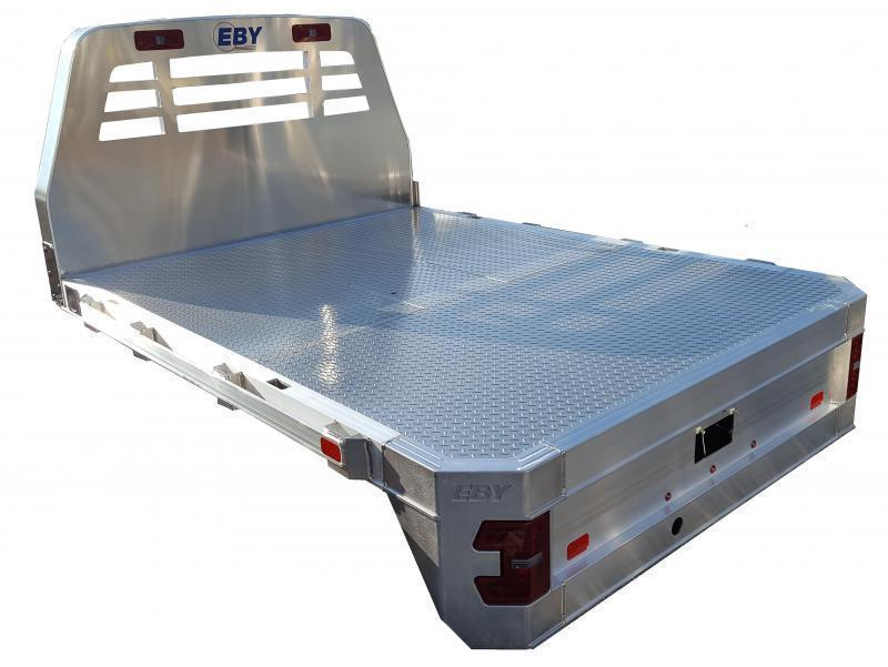 "EBY 8'6 x 84-1/8"" Big Country Flatbed"